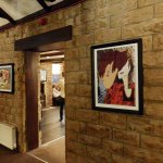 Exhibition at the White Stag Gastropub