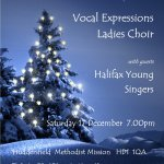 Expressions of Christmas with Vocal Expressions Ladies Choir