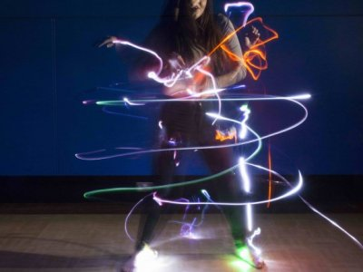 FREE Light-Painting Workshop