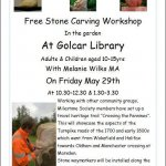 Free Stone Carving Workshop