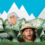Horace and the Yeti at Healey Community Centre