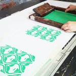 Intro to: Screen Printing onto Textiles - October