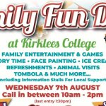 Kirklees College Free Family Fun Day