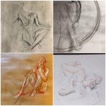 Life Drawing in Huddersfield City Centre