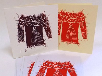 Linocut: Christmas CREATE! Workshop – December