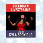 Lockdown Livestream - blues & roots with Kyla Brox