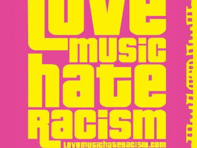 LOVE MUSIC HATE RACISM Huddersfield .. music, speakers, live art