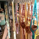 Macrame Plant Hangers at Crafty Praxis, Huddersfield Tues 14th
