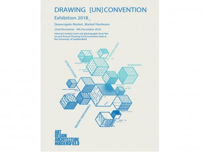 Market Hardware: Drawing (Un)Convention Exhibition