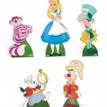 Mini Knits - Alice in Wonderland FREE course