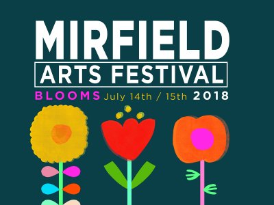 Mirfield Arts Festival BLOOMS