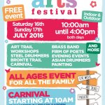 Mirfield Arts Festival -