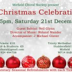 Mirfield Choral Society Christmas Concert