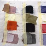 Natural Dyeing and Screen Printing Textiles - Day Workshop