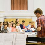 Opera singing workshop with Opera North