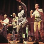 Our Big Gig - Thabo & The Real Deal, Big Wave, African Drumming