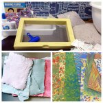Paper Making and Marbeling. At Standedge Visitors Centre 1.30-3.