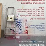 PRACTICEXPERIMENT: looking for a different kind of art workshop?