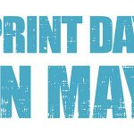 Print Day in May!