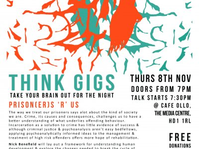 PRISON(ER)S 'R' US | Think Gigs