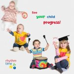 Rhythm Time Huddersfield and Halifax @ The Creative Dance Centre