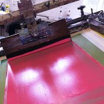Screen Printing Paper - March