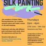 Silk Painting | Celebrating Age