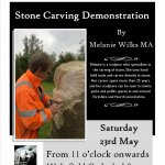 Stone Carving Demonstration At Wakefield Cathedral