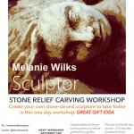 Stone Relief Carving Workshop