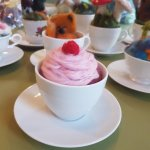 Teacup Pincushions Felting Workshop at Colne Valley Museum
