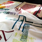 Textile Printing & Hand-Made Marks