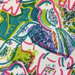 Textile Printing & Hand-Made Marks – April