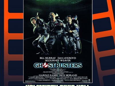 The Amity Cinema Presents: Ghostbusters (1984)