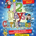The HEY DIDDLES (for ages 0-6 years) The 12 days of Christmas