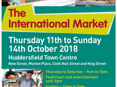 The International Market - 11 - 14 October
