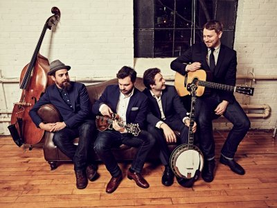 The Slocan Ramblers (Canadian bluegrass) at Marsden Mechanics