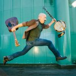 Tony Furtado (USA) in concert at The Carlile Institute, Meltham