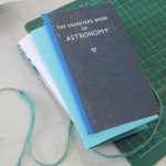 Upcycled Book Binding Workshop at Queenies