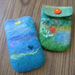 Wet Felt Making at Standedge Visitors Centre. 14th August 10-12