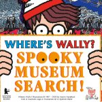 Where's Wally Spooky Museum Search - Oakwell Hall