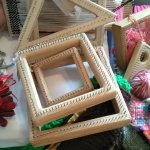 Wild About Wool: Pin and Peg Loom Weaving