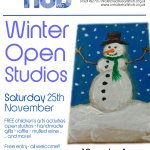Winter Open Studios - selling event