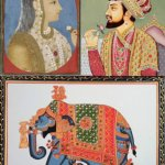 Workshop: Mughal Painting, Bagshaw Museum (session 1)