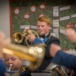 Hepworth Band Bolsover Festival of Brass
