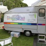 Impossible's ChromaVan at Batley Festival 2014