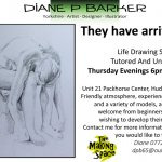 Life Drawing Sessions Huddersfield