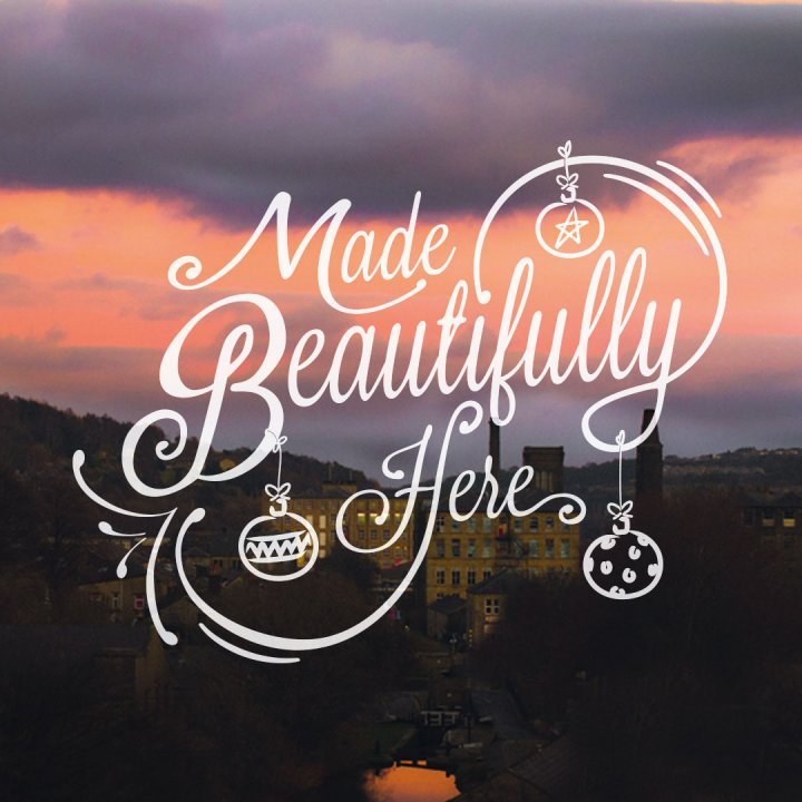 Made Beautifully Here / December 2016