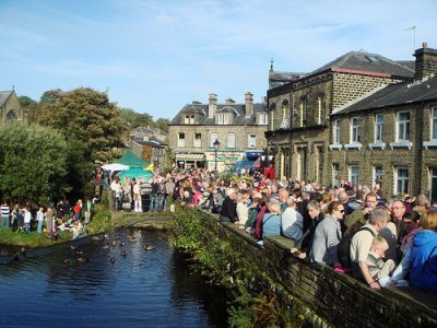Marsden Jazz Festival 12 - 14 October 2018