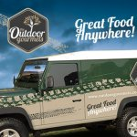 Outdoor Gourmets at Marshfest 2017