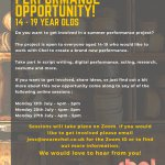 Summer Performance Opportunity